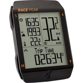 Cube Race Peak Ciclocomputador, black'n'black